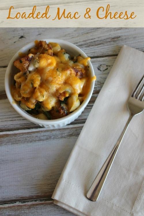 Loaded Mac & Cheese