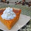 Sweet Potato Pie Recipe