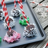 Holiday Desserts ~ Snowball Cake Pops Recipe and Tutorial