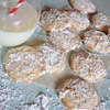 Butter Almond Snowball Christmas Cookies