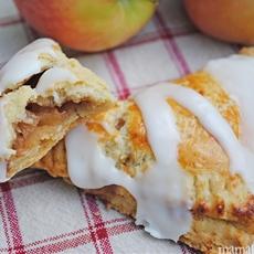 Sweet Apple Turnovers Recipe