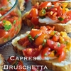 Caprese Bruschetta