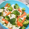 Summer Veggie Finger Salad
