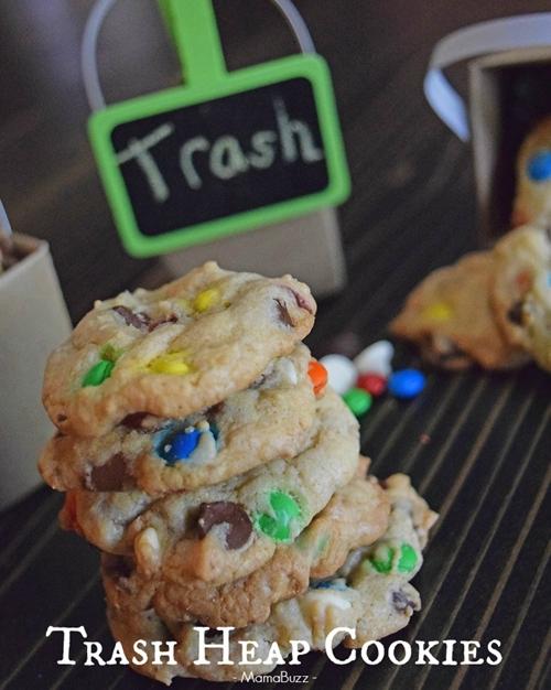 Trash Heap Cookies