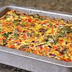 Easy Sausage and Egg Breakfast Casserole Recipe