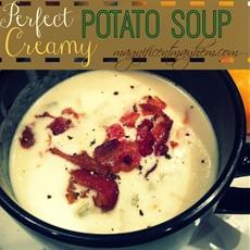 Perfect Creamy Potato Soup
