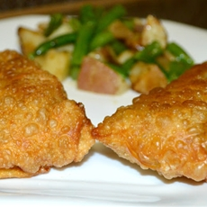 Lower Sodium Chicken Egg Rolls with Not-So-Sweet & Sour Sauce