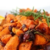 Orange-Rosemary Sweet Potatoes