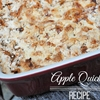 Apple Quickie Recipe