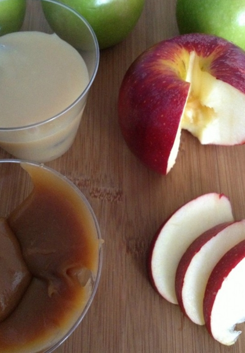 A Tale of Three Caramel Sauces