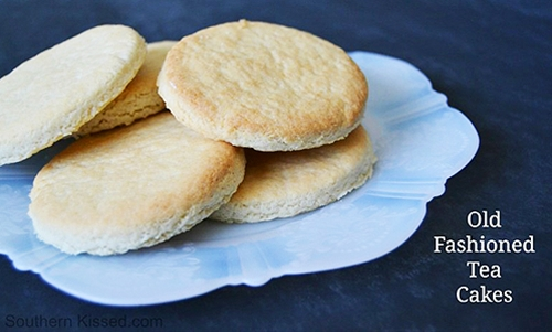Recipes for old fashioned tea cakes 52