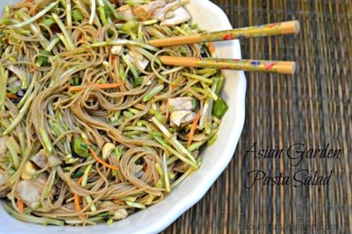 Asian Garden Pasta Salad
