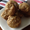 Mini Raisin Bran Muffins