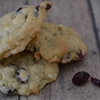 White Chocolate Cranberry Chip Cookies