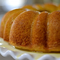 Norlenes Lemon Cake