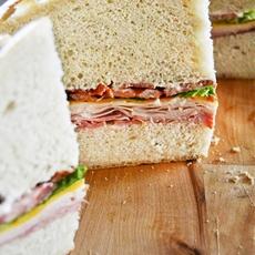 Football Club Sandwich