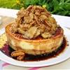 Dr Pepper Apple Pecan Cheesecake