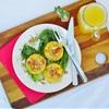Easy tomato basil feta frittatinis recipe!
