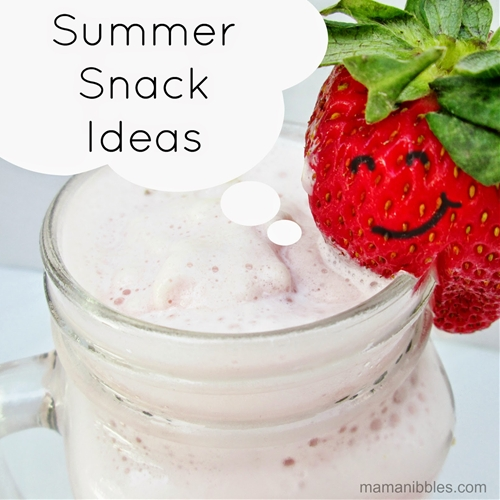 Summer Snack Ideas #shop #summergoodies