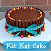 Birthday Cake Ideas – Kit Kat Cake