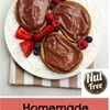 Homemade Soy Chocolate Spread