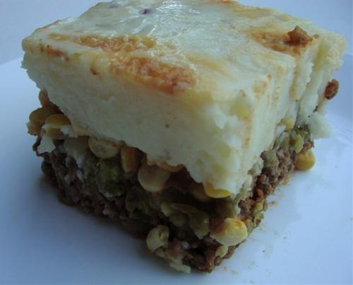 Asian Inspired Shepherds Pie