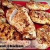 Healthier Kickin' Chicken Recipe