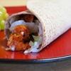 Healthier Hungry Girl Buffalo Chicken & Ranch Wraps