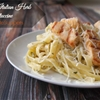 Chicken & Italian Herb Fettuccine – #15MinuteSuppers