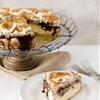 Cookie dough smore ice cream cake