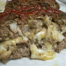 Full Bellies, Happy Kids: Cheese Stuffed Meatloaf