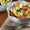 Avocado and Grilled Corn Salad with Cilantro Vinaigrette