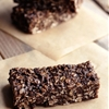 Chocolate Peanut Butter Road Trip Energy Bars – Gluten-free, Vegan