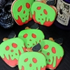 Evil Queen Poison Apple Cookies
