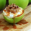 Cheesecake Stuffed Apples