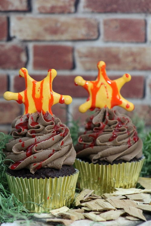 The Walking Dead Cupcakes