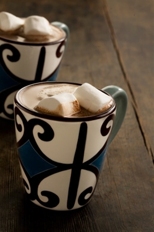Dreamy Creamy Hot Chocolate recipe | Chefthisup