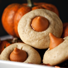 Chai Pumpkin Spice Thumbprints