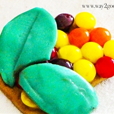 Thanksgiving treats - simple and easy: corny candy