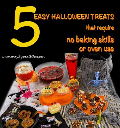 5 super cute halloween recipes