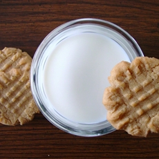 Welfare Peanut Butter Cookies