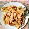 #WeekdaySupper Hot Brown Pasta Bake Poem Style