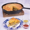 Bacon Cheeseburger Cornbread Skillet