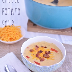 Pimento Cheese Potato Soup