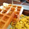 """Sourdough"" Waffles"