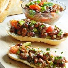 Egyptian Fava Brown Beans