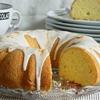 Orange Pound Cake. Orangen Rührkuchen