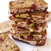 Apple, cranberry & pistachio bread