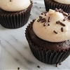 Light-on-the-chocolate chocolate cupcakes