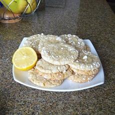 The Best Lemon Cookies